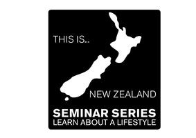 This is... New Zealand Seminar - Manchester Wednesday 12th June...