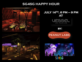 Peanut Labs Presents: SG4SG Happy Hour to Benefit FORGE