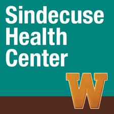 Sindecuse Health Center at WMU logo
