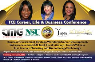 TCE Career & Biz Conference and Awards...