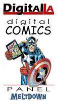 Digital LA - Digital Comics Panel @ Meltdown