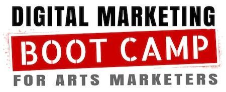 Digital Marketing Boot Camp for Performing Arts Markete...