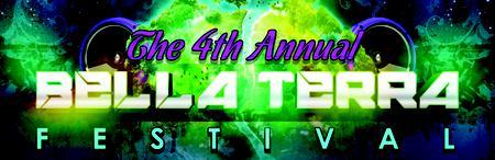The 4th Annual BELLA TERRA FESTIVAL