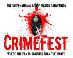 CrimeFest 2013 (30 May - 2 June)