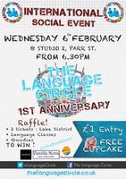 1st Anniversary - 6 February - The Language Circle