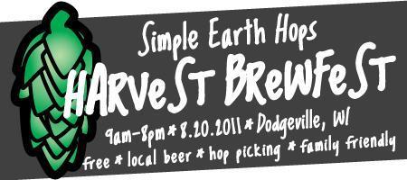 Simple Earth Hops Harvest Brewfest