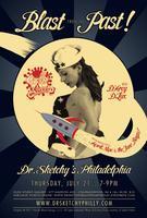 """Dr.Sketchy's Philadelphia and Zuzu Gallery present..."