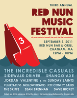RED NUN MUSIC FESTIVAL