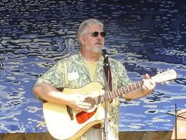 Jon Batson Sings at Eno River Festival  Monday, July...