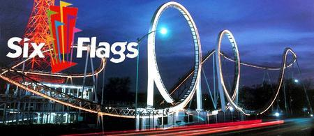 Six Flags Over Texas -- HPY Road Trip