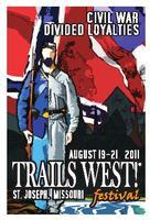 Please join us for the Trails West! ®   Art Partner...
