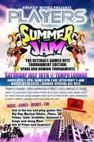 PLAYERS THE ULTIMATE GAMES NITE SUMMER JAM