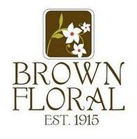 "Brown Floral's  ""Finding Beauty in Everyday Life"""