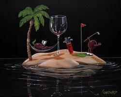 "Michael Godard - ""Rockstar of the Art World"" exhibit"