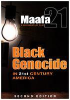 MAAFA 21: BLACK GENOCIDE in the 21ST CENTURY - FILM...