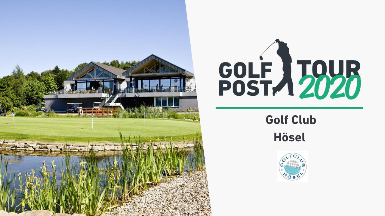 Golf Post Tour // Golf Club Hösel