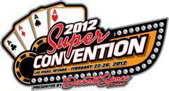 2012 Las Vegas Super Convention Sponsorship's