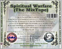 Minister Stevie Tee's Spiritual Warfare Cd Release...