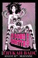 Erykah Badu aka DJ Lo Down Loretta Brown @ Mezzanine