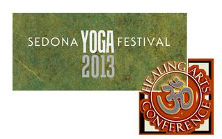 Sedona Yoga Festival & Healing Arts Conference Opening...