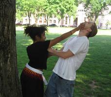 Ninja Self Defense Workshop for Women