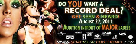SCMC Music Conference - Washington DC