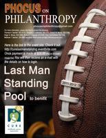 Phocus On Philanthropy Last Man Standing NFL Pool