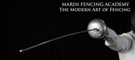 Marin Fencing Academy 6 week Introduction to Fencing...