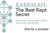 The Best Kept Secret Lecture Toronto - FREE