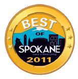 The Best of Spokane Party 2011