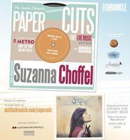 Paper Cuts Live Music Series: SUZANNA CHOFFEL