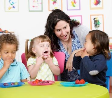 Become a Professional Childminder: Pre-Registration Training (Sheffield)