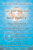 The New York Connection Old School Mix & Mingle Day...