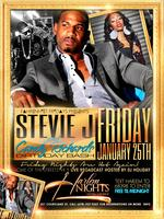 Stevie J hosts Candy Richards Birthday Bash Friday at H...