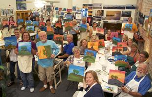 February Special for 2 at our Painting Parties