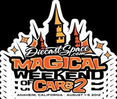 2012 Magical Weekend of Cars Anaheim Hilton Disneyland