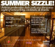 SUMMER SIZZLE!!!!