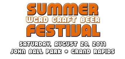 2011 Summer WGRD Craft Beer Festival