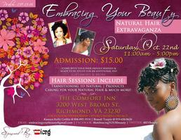 Embracing YOUR Beauty Natural Hair Extravaganza
