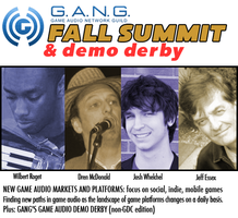 GANG Fall Summit and Demo Derby