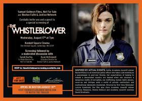 The Whistleblower Screening