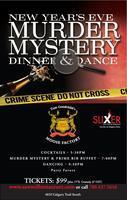 New Year's Eve Murder Mystery Dinner & Dance