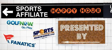 Sports Affiliate Happy Hour