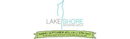 2011 Lake Shore Wedding Walk