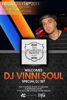 """FABIAN'S VIP LIST"" FLORIDA ROOM FRIDAYS at the DELANO..."