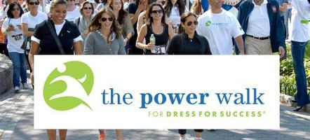 Power Walk for Dress for Success Columbus