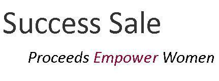 Success Sale