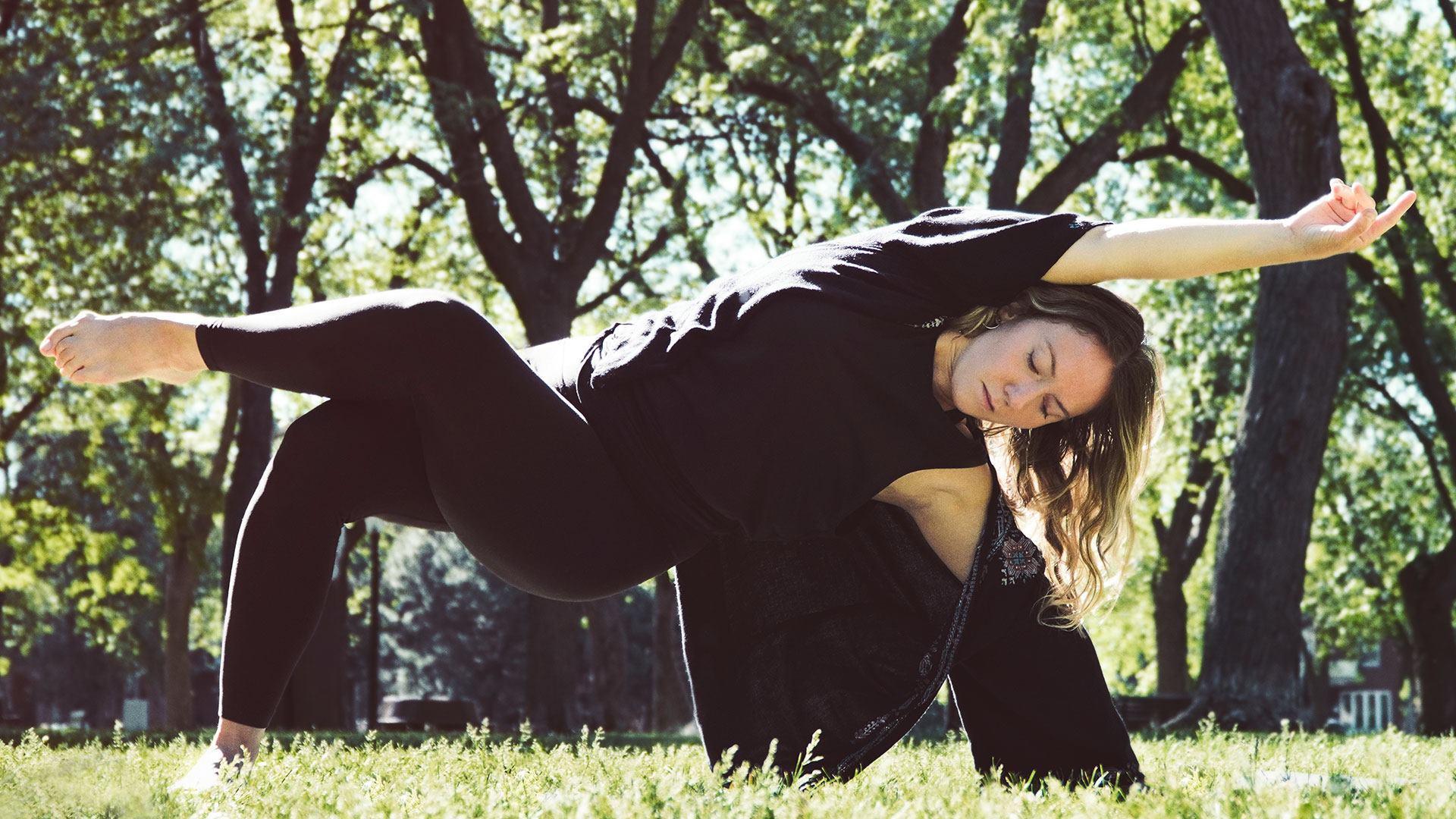 Les Matins Yoga au Parc Molson