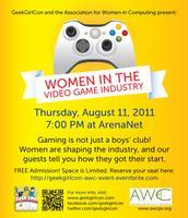 GeekGirlCon and Association for Women in Computing Pres...