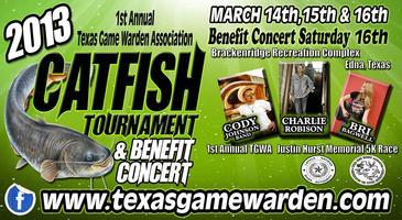 "1st Annual TGWA ""Catfish Tournament & Benefit Concert""..."